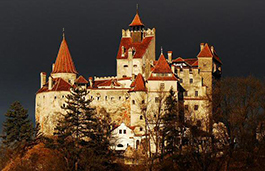 Dracula's Tour in Romania