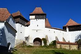 Medieval Castle Romania